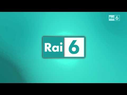 Tutti i nuovi bumper RAI 6 – proposta in FULL HD!!!