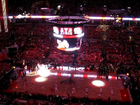Ohio State Buckeyes Men's Basketball Intro vs. Purdue.