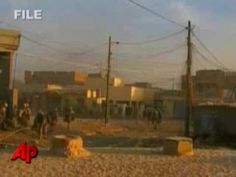 Iraq Takes Control of Once Bloody Anbar Province