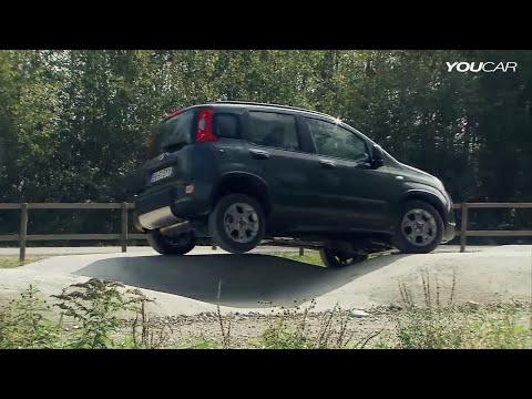 ► 2013 Fiat Panda 4x4 OFFROAD TESTING [HD]