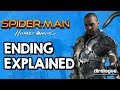 Spider Man Homecoming Ending Explained mp3