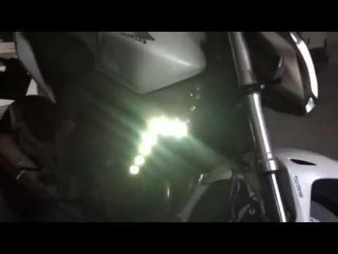 HONDA CB 600 F HORNET 2012  LED & XENON