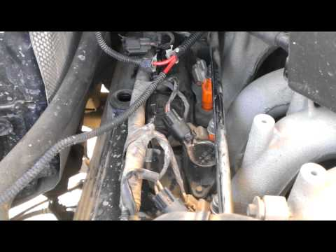 Ford Triton spark plug repair 4.6. 5.4 part 1