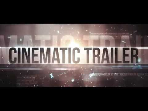 Stylish Cinematic Trailer / Titles (Best After Effects Projects)