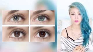 How to Buy & Compare Circle Lens ? Is it safe or dangerous ? My fave lenses ? Wengie