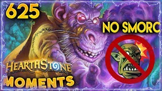 Infinite Taunt Combo?? No SMORC Allowed! | Hearthstone Daily Moments Ep. 625