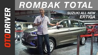 Suzuki All New Ertiga 2018 Indonesia | First Impression | OtoDriver