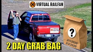 Virtual Railfan 2 Day Grab Bag!   February 1st & 2nd, 2020