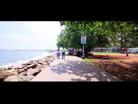 Kerala post wedding paulson+cilna