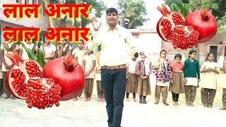 Lal Anar Lal Anar | Varnamala Geet Hindi | Alphabet Song | Dinesh Hindi Balgeet | Hindi Rhymes