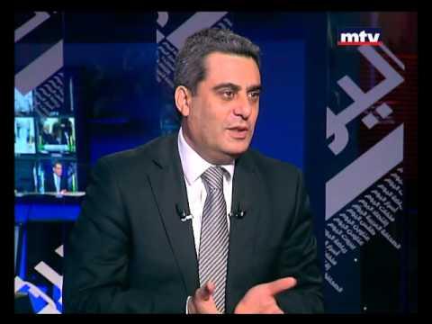 Beirut Al Yawm - Salah Honein - 29/10/2015