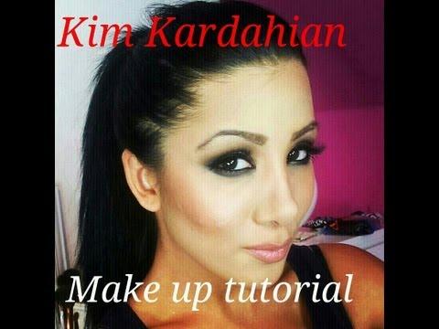 Soraya Ali - Inspired Kim Kardashian Make up