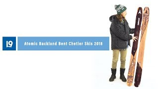 Atomic Backland Bent Chetler Skis 2018
