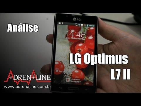 Análise: LG Optimus L7 II
