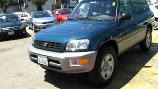 2000 TOYOTA RAV4 - suv Marina del Rey,Los Angeles,Santa Monica,Culver City,Venice Marina D