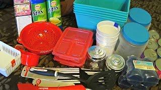 Dollar Tree Haul | Organization, Food Storage, Storage, & Kitchen
