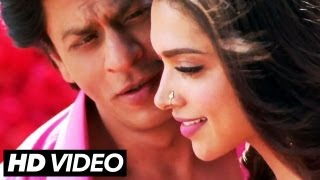 LEAKED: 'Meherbani' Song, Chennai Express Ft. SRK, Deepika Padukone