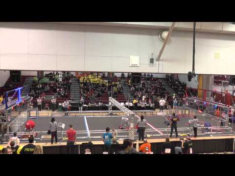 2014 Clifton MAR FRC District Event – Qualification Match 50
