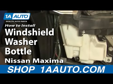 Replace 2006 Chevy Impala Windshield Washer Pump Fuse   How To Save