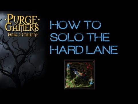 How to Solo the Hard Lane