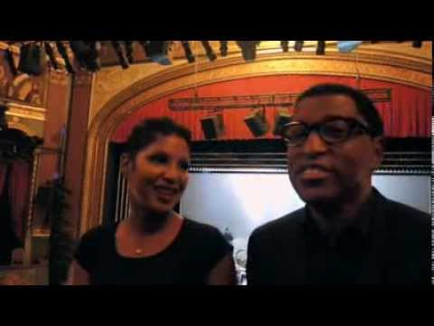Toni Braxton & Kenny 'babyface' Edmonds Join after Midnight video