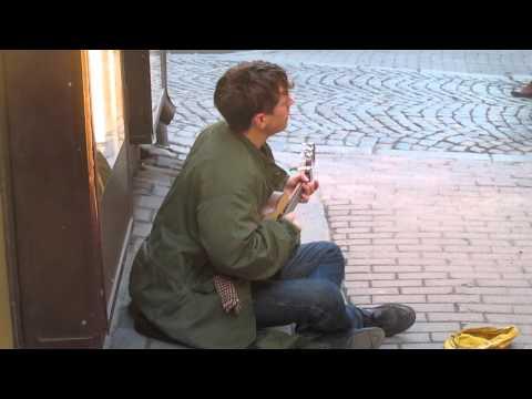 Street music: Stockholm