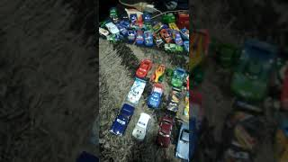 Grande collection voiture cars 2