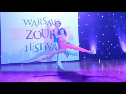 WZF2018: Anna & Aleksandr in Sunday's Performance ~ video by Zouk Soul