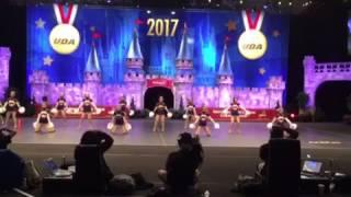 Los Alamitos High School Varsity Song Pom National championship 2017