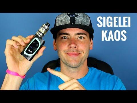 Sigelei KAOS Spectrum First Look 😍