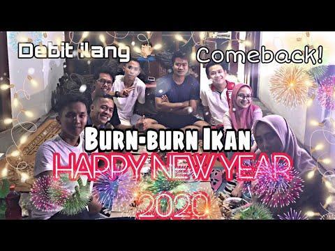 HAPPY NEW YEAR 2020! | DEBIT ATM ILANG |BURN BURN FISH
