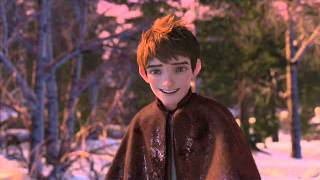 Jack Frost Rise of the guardians