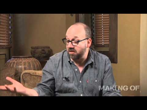 Paul Giamatti: Reel Life, Real Stories