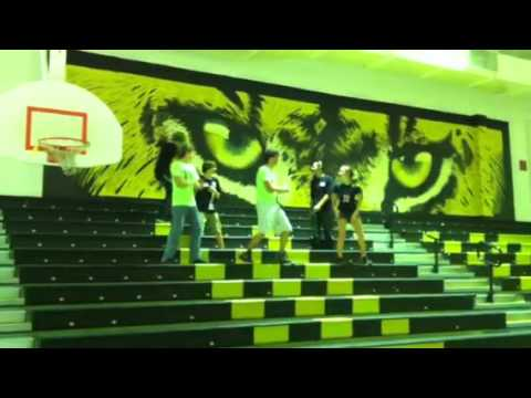 STEM Gangham Style Western High School Davie Florida