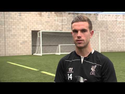 Jordan Henderson signs a new long term contract