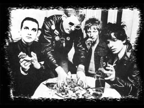 Damned - The Girl Goes Down
