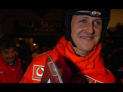 Michael Schumacher luta pela vida