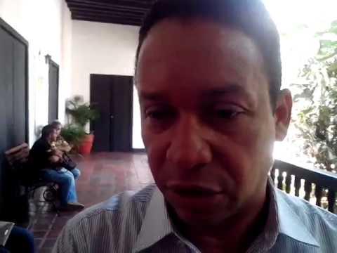 Ruthber Escorcia rector de la Unimagdalena hace peticiones a las autoridades