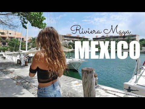 TRAVEL VLOG | Riviera Maya, Mexico