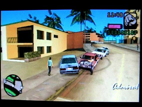 PSPscene - GRAND THEFT AUTO: VICE CITY STORIES - SONY PSP