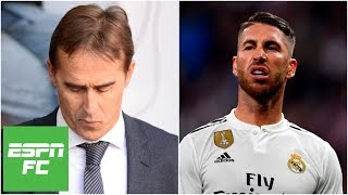 Real Madrid sacks Julen Lopetegui, Sergio Ramos reacts with less-than-kind comments | La Liga