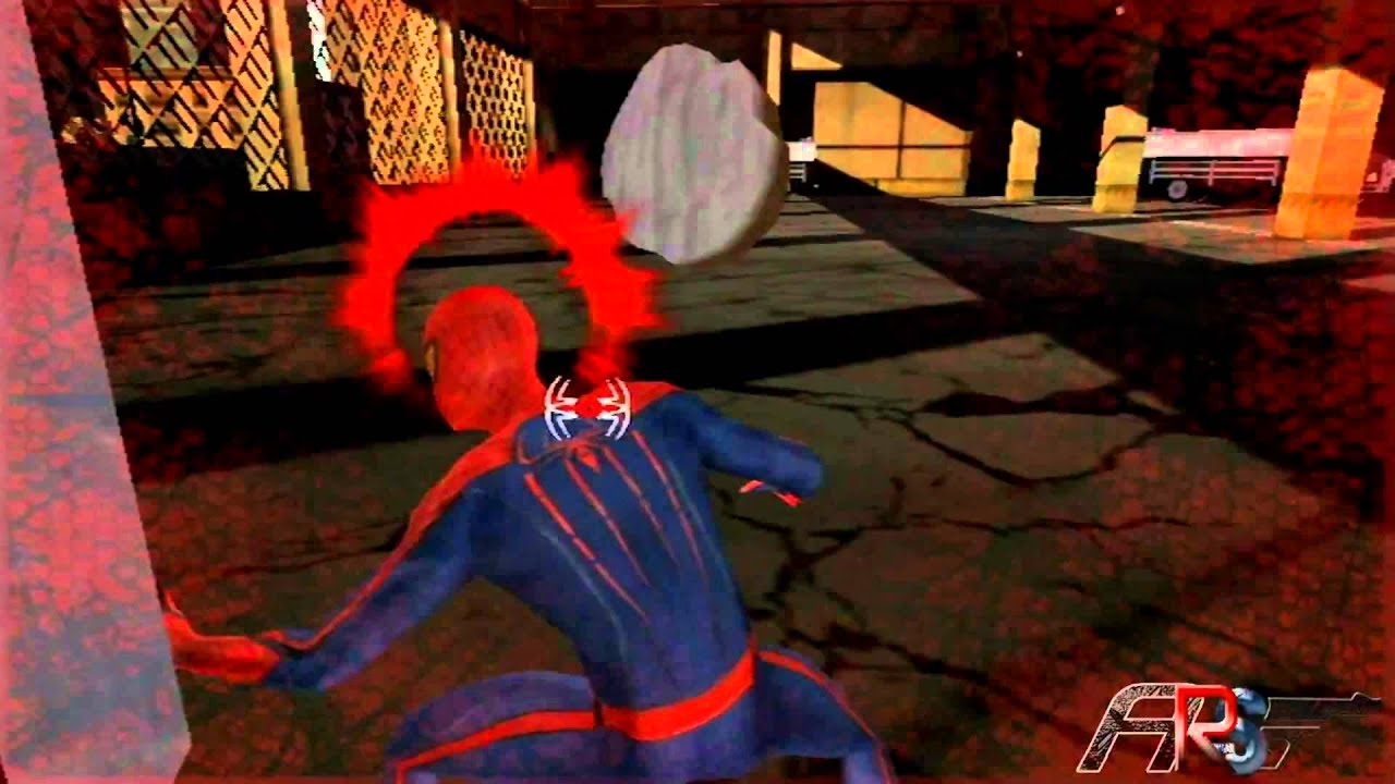 [Wii] Amazing Spider-Man Walkthrough