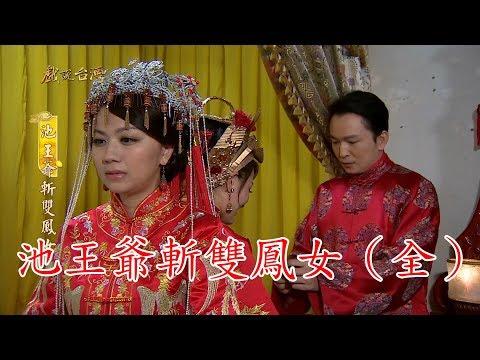 台劇-戲說台灣-池王爺斬雙鳳女(全集數)