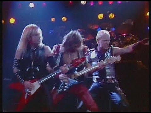 Judas Priest - Live in Dortmund 1983/12/18 [Rock Pop Festival '83] [60fps]