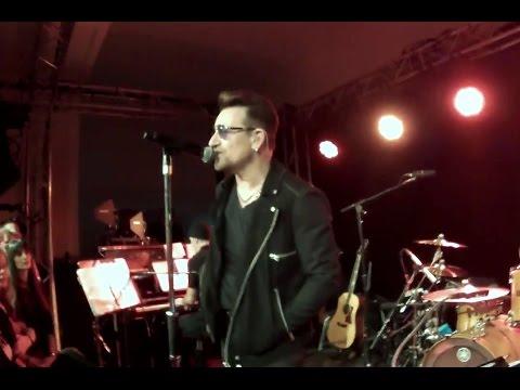 U2 FULL RADIOCONCERT  Live & UNPLUGGED Oberhausen,Germany 24th Oct. 2014