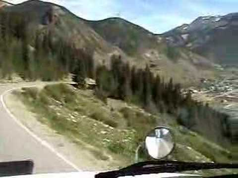 Part 3 Durango Colorado To Ouray Colorado Scenic Route