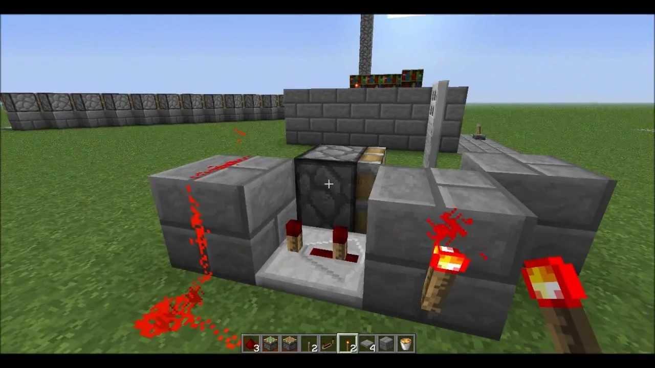 Easy Minecraft Ideas Minecraft Easy Redstone