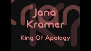 Watch Jana Kramer King Of Apology video