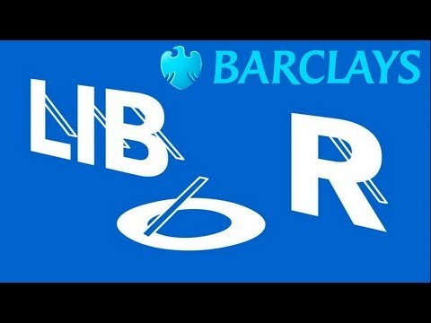 Barclays Bank - Lying About Libor