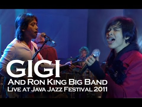 Gigi with Ron King Big Band -